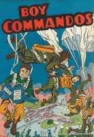 THE BOY COMMANDOS BY JOE SIMON AND JACK KIRBY VOL. 2 HC