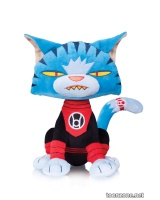 DC COMICS SUPER-PETS! DEX-STARR PLUSH FIGURE