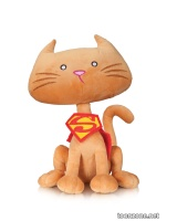 DC COMICS SUPER-PETS! STREAKY PLUSH FIGURE