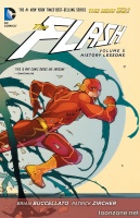 THE FLASH VOL. 5: HISTORY LESSONS TP