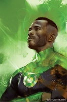 GREEN LANTERN: LOST ARMY #3