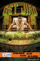 GET JIRO: BLOOD AND SUSHI HC