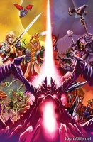 HE-MAN: THE ETERNITY WAR #9