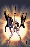 JUSTICE LEAGUE: GODS AND MONSTERS #1 - 3