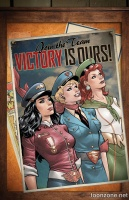 JUSTICE LEAGUE #43 (Bombshell Variant)