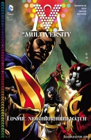 THE MULTIVERSITY DELUXE EDITION HC