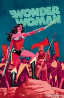 WONDER WOMAN VOL. 6: BONES TP