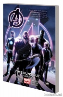 AVENGERS: TIME RUNS OUT VOL. 1 TPB