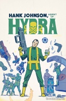 HANK JOHNSON, AGENT OF HYDRA #1 (Michael Walsh Variant)