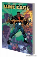 LUKE CAGE: SECOND CHANCES VOL. 1 TPB