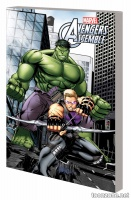 MARVEL UNIVERSE ALL-NEW AVENGERS ASSEMBLE VOL. 2 DIGEST