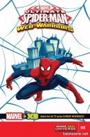 MARVEL UNIVERSE ULTIMATE SPIDER-MAN: WEB WARRIORS #10