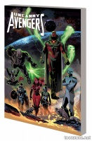 UNCANNY AVENGERS VOL. 1: COUNTER-EVOLUTIONARY TPB