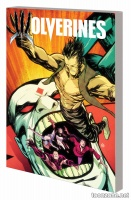 WOLVERINES VOL. 4: DESTINY TPB