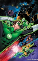 ACTION COMICS #44 (Green Lantern 75 Variant Cover)