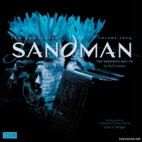 THE ANNOTATED SANDMAN VOL. 4 HC