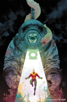 AQUAMAN #44 (Green Lantern 75 Variant Cover)