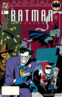 BATMAN ADVENTURES VOL. 3 TP