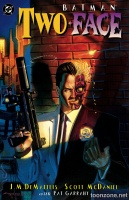 BATMAN: ARKHAM – TWO-FACE TP
