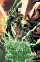BATMAN #44 (Green Lantern 75 Variant Cover)