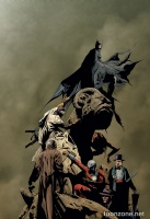 BATMAN: WAR GAMES VOL. 1 TP