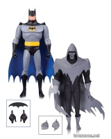 BATMAN: MASK OF THE PHANTASM BATMAN AND THE PHANTASM ACTION FIGURE 2-PACK