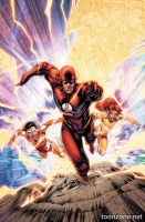 CONVERGENCE: FLASHPOINT BOOK TWO TP