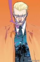 CONSTANTINE: THE HELLBLAZER #4