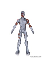 DC COMICS DESIGNER SERIES: TERRY DODSON TEEN TITANS: EARTH ONE CYBORG ACTION FIGURE