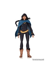 DC COMICS DESIGNER SERIES: TERRY DODSON TEEN TITANS: EARTH ONE RAVEN ACTION FIGURE