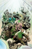 GREEN LANTERN: LOST ARMY #4