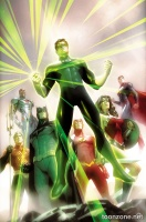 JUSTICE LEAGUE OF AMERICA #4 (Green Lantern 75 Variant Cover)