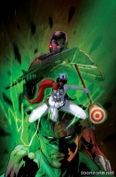 NEW SUICIDE SQUAD #12 (Green Lantern 75 Variant Cover)