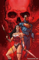 SUPERMAN/WONDER WOMAN VOL. 3: