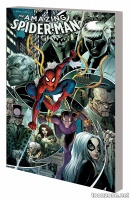 AMAZING SPIDER-MAN VOL. 5: SPIRAL TPB
