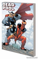DEADPOOL CLASSIC VOL. 13: DEADPOOL TEAM-UP TPB