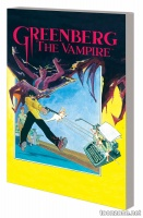 GREENBERG THE VAMPIRE TPB