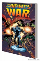 INFINITY WAR AFTERMATH TPB