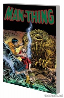 MAN-THING BY STEVE GERBER: THE COMPLETE COLLECTION VOL. 1 TPB