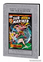 MARVEL MASTERWORKS: THE SUB-MARINER VOL. 7 HC