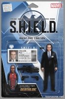 MOCKINGBIRD: S.H.I.E.L.D. 50TH ANNIVERSARY #1 (Action Figure Variant)