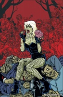 BLACK CANARY #5 (Monsters Variant)