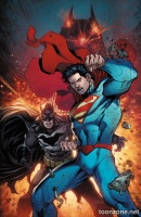 BATMAN/SUPERMAN VOL. 4: SIEGE HC