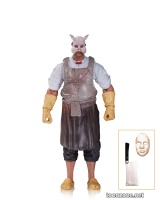 BATMAN: ARKHAM KNIGHT PROFESSOR PYG ACTION FIGURE