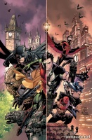 BATMAN AND ROBIN ETERNAL #1-4