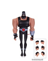 BATMAN ANIMATED SERIES:BANE ACTION FIGURE