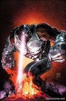 CYBORG #4 (Monsters Variant)