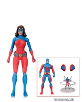DC COMICS ICONS ATOMICA (DELUXE) ACTION FIGURE