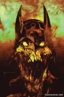 DETECTIVE COMICS #45 (Monsters Variant)