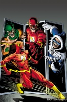 THE FLASH BY GEOFF JOHNS BOOK ONE TP